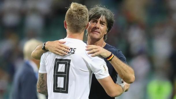 Kroos Kecam Ballack Setelah Mengkritik Loew