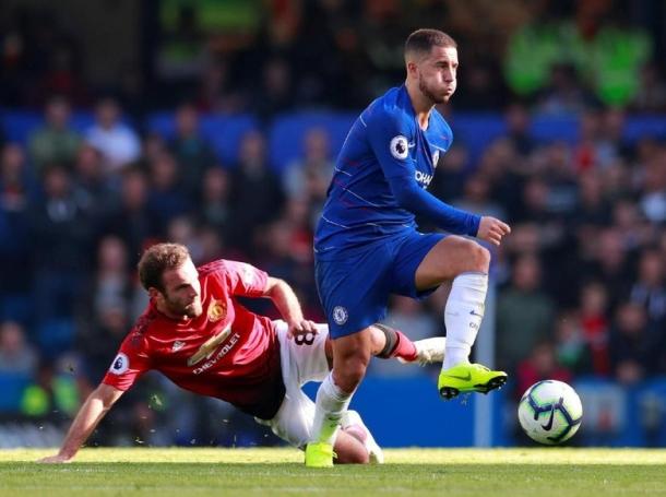 Hazard Kini Semakin Menciut Karena Tekel – Tekel Pemain Lawan