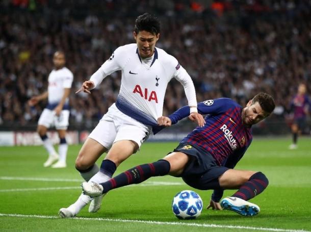 Barcelona Tetap Bidik Kemenangan Saat Lawan Spurs