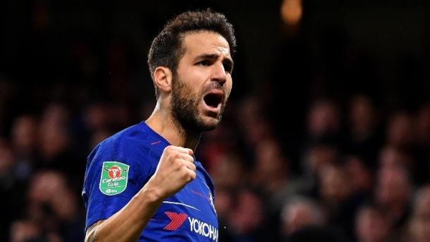 Fabregas Memang Harus Pergi Dari Chelsea Demi Kebaikan