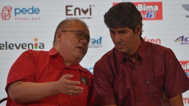 CEO Bali United Menyanggah Dirinya Ikut Terlibat Dalam Match Fixing