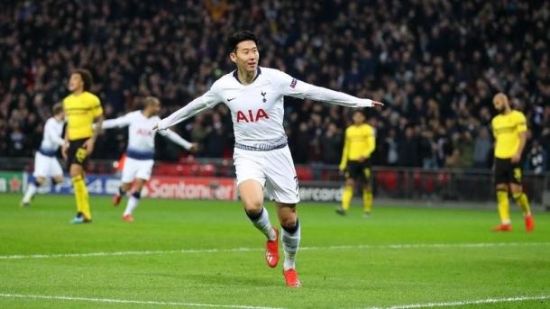 Son Solusi Bagi Spurs Selama Tidak Adanya Kane