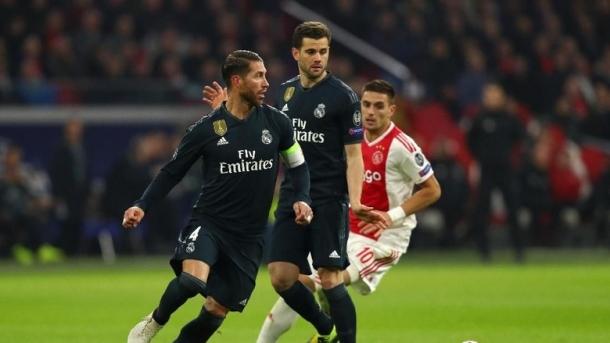 Urusan Madrid Dengan Ajax Masih Belum Tuntas