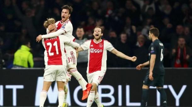 Ajax Optimis Bisa Mengalahkan Madrid