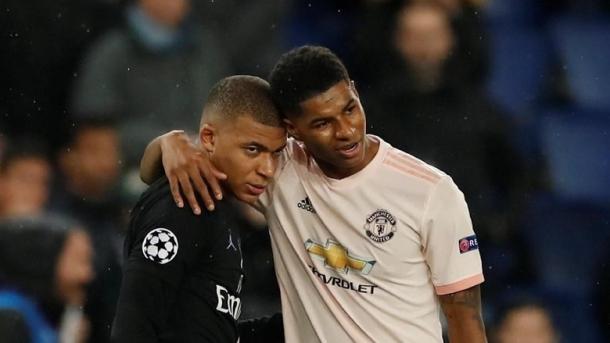 Rashford Sebut Tak Mungkin United Finis Empat Besar Bersama Mourinho