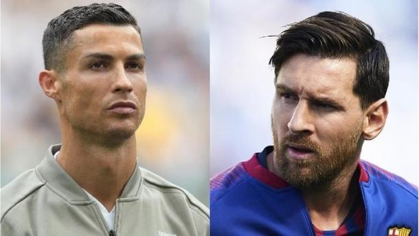 Hitzfeld Nilai Kehebatan Messi Dan Ronaldo Sudah Tidak Seperti Dulu