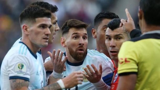 CONMEBOL  Memberikan Respons Tuduhan Messi